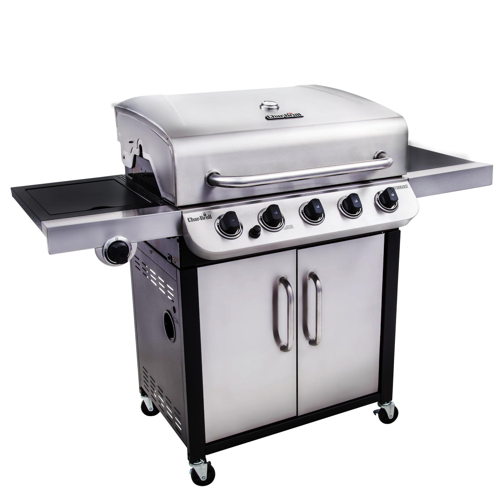 Performance Series 5 Burner Gas Grill Char Broil
