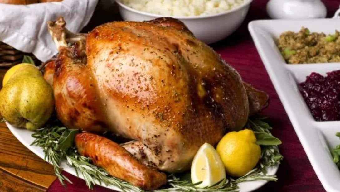 Basic Fried Turkey Tips