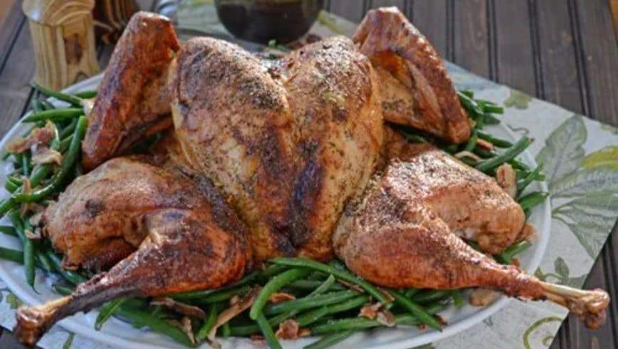 Cooking Time Guide for Smoked Turkey