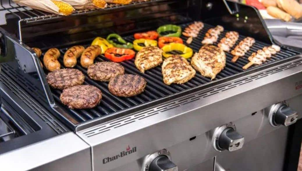 How to Cook on an Infrared Grill
