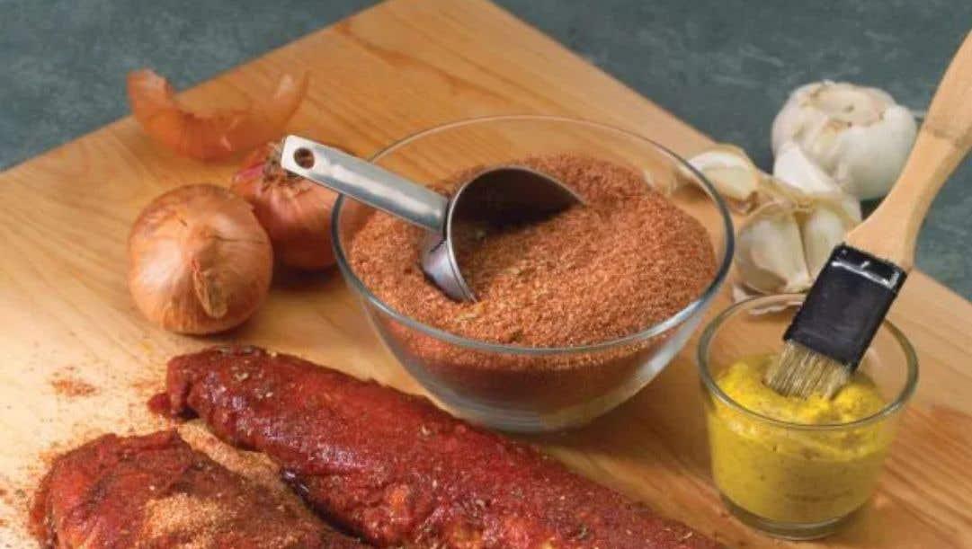 Perfect Rub Recipe for Smoked Pork Loin