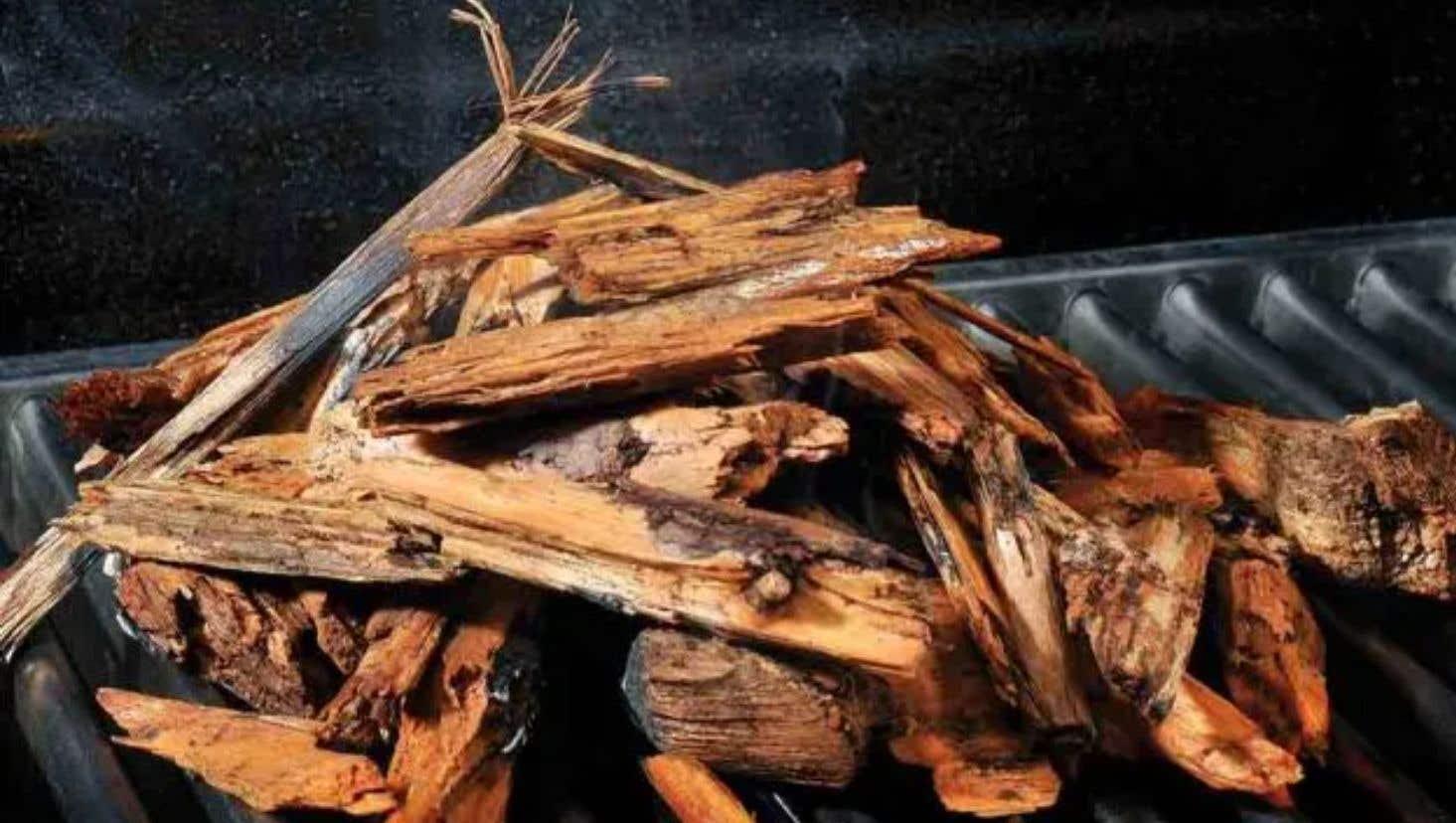 Smoking Wood Flavors
