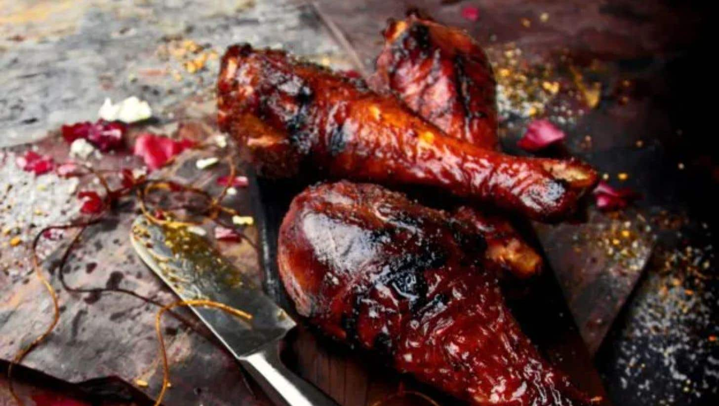 Smoked Turkey Legs Char Broil Char Broil