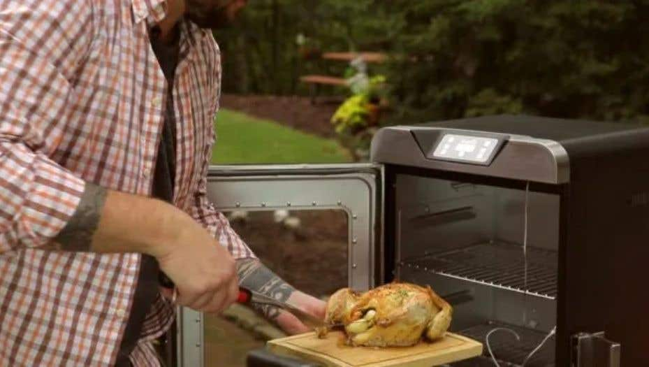 Temperature Control: Timing Guide for Smoked Chicken