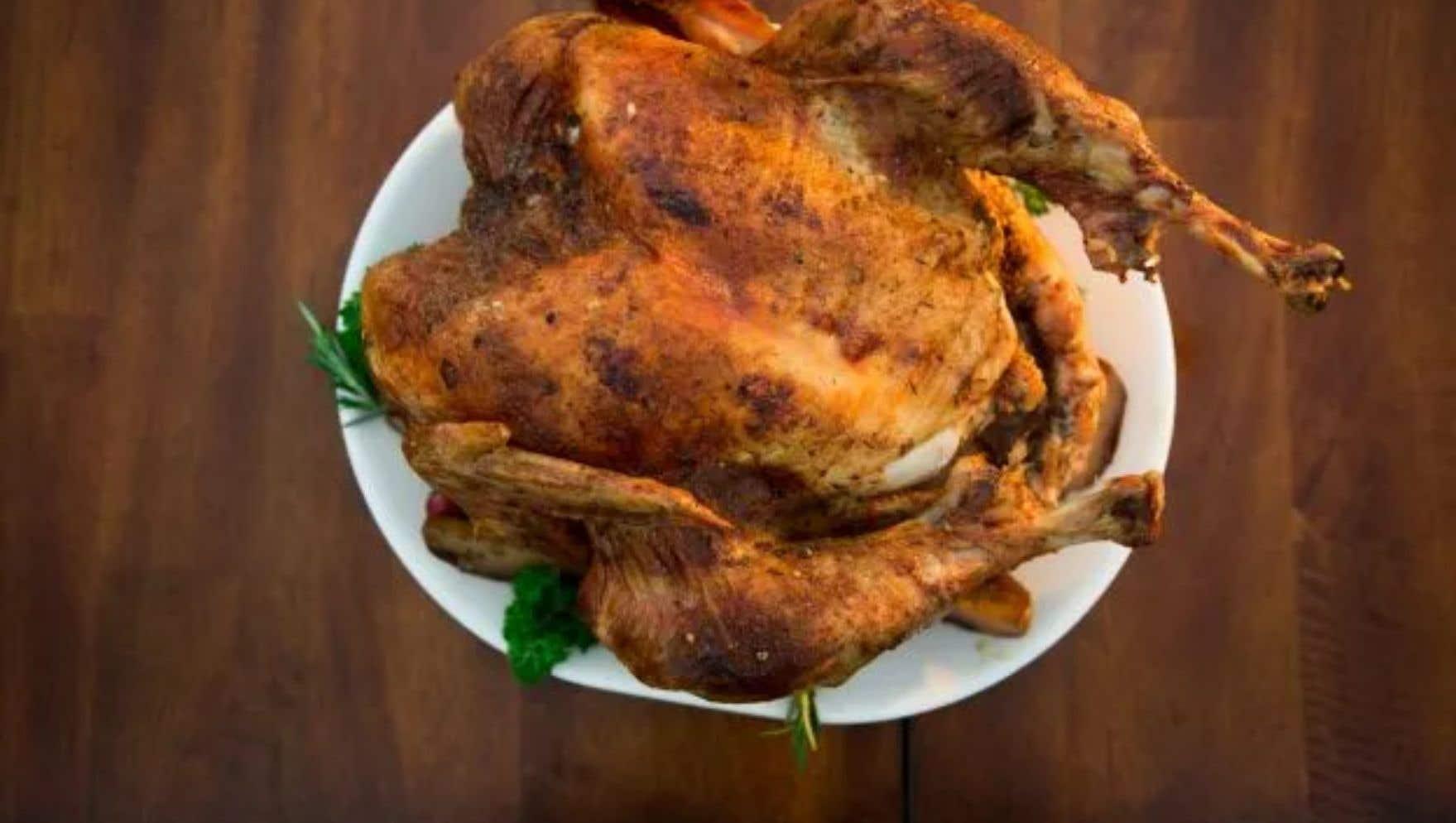 The Big Easy® Fried Thanksgiving Turkey
