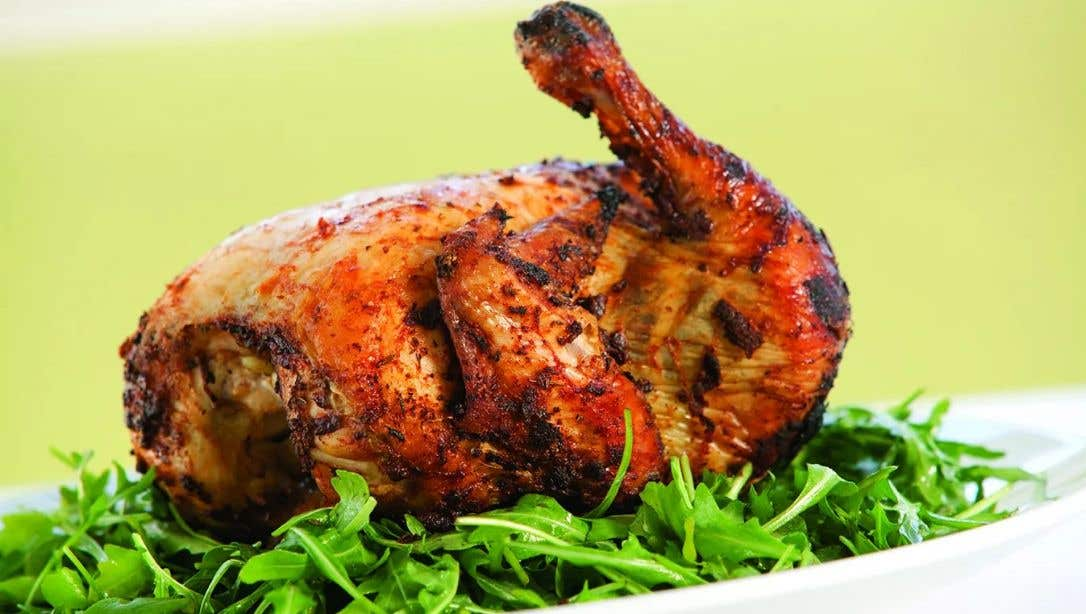 The Big Easy® Beer Can Chicken Recipe