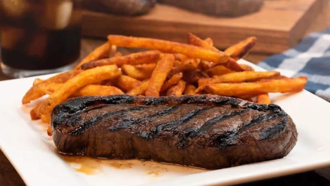 Grilled Sirloin Steak Char Broil Char Broil