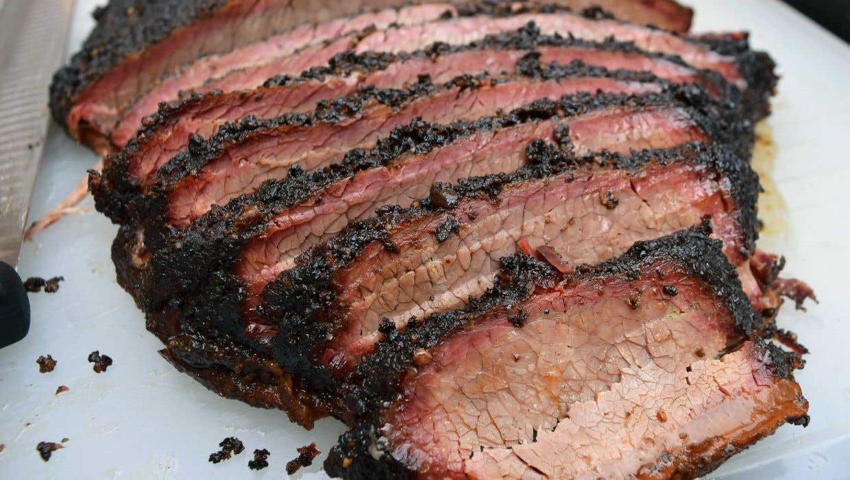 Smoked Beef Brisket Recipe Char Broil