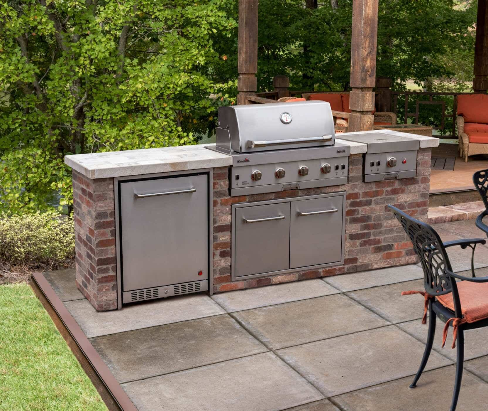 Outdoor Kitchens Charbroil Grills Char Broil